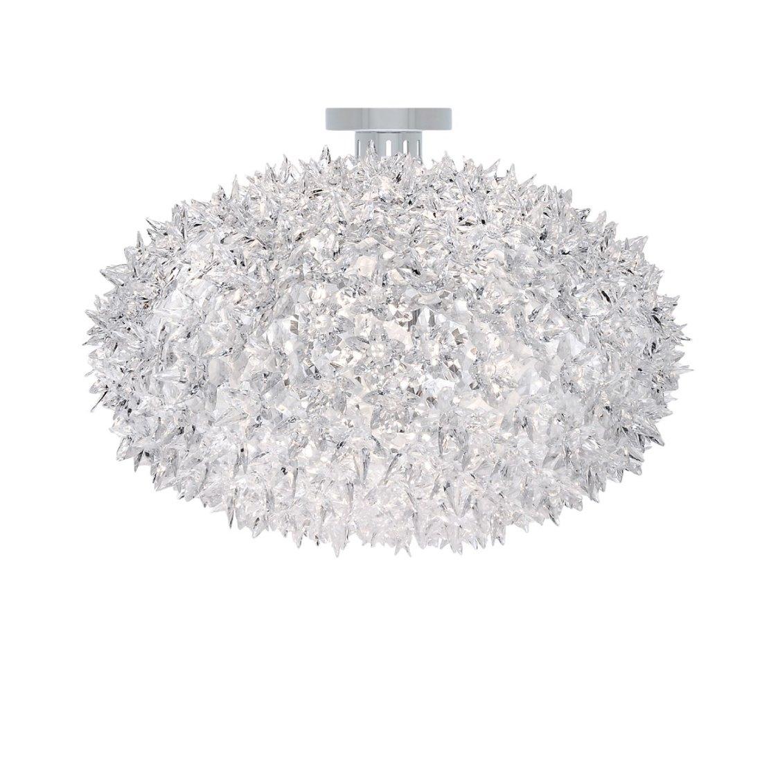 Kartell Bloom C1 Plafondlamp Kristal