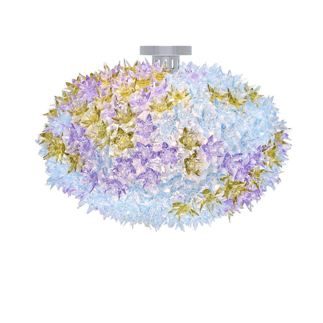 Kartell Bloom C1 Plafondlamp Lavendel