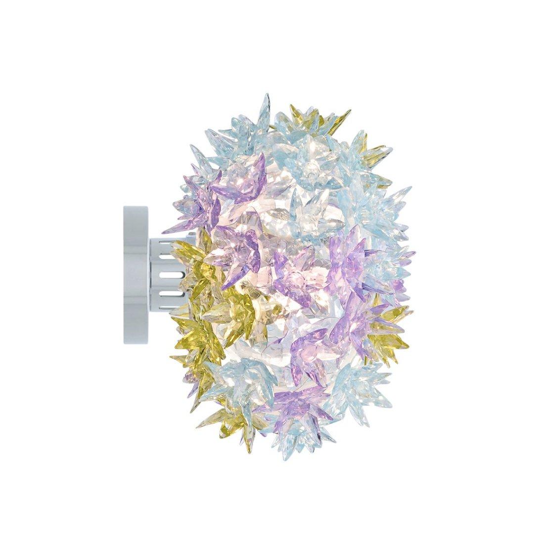 Kartell Bloom CW2 Wandlamp Lavendel