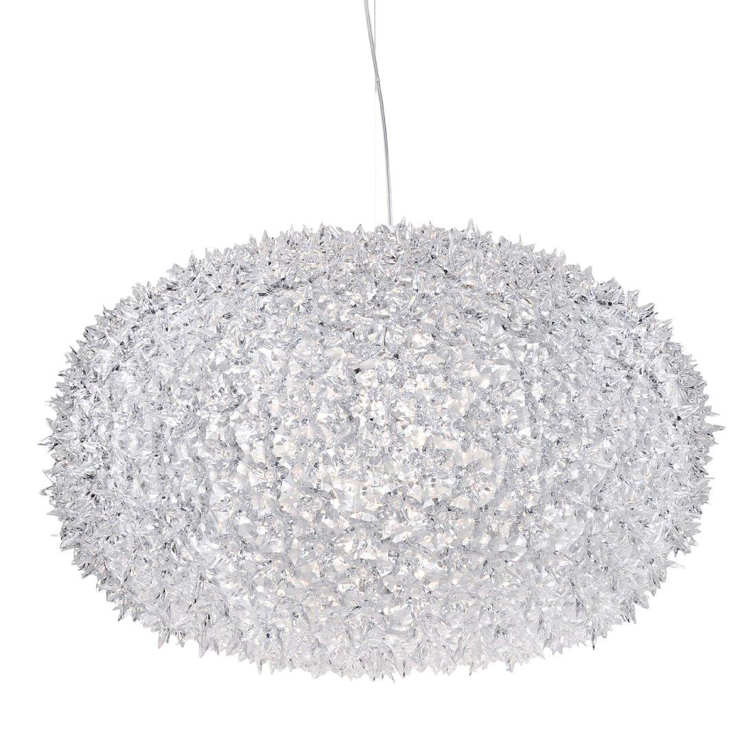 Kartell Bloom Hanglamp S0 Kristal