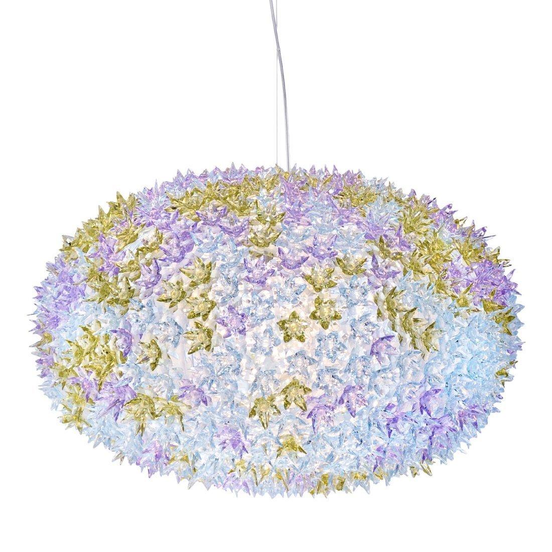 Kartell Bloom Hanglamp S0 Lavendel