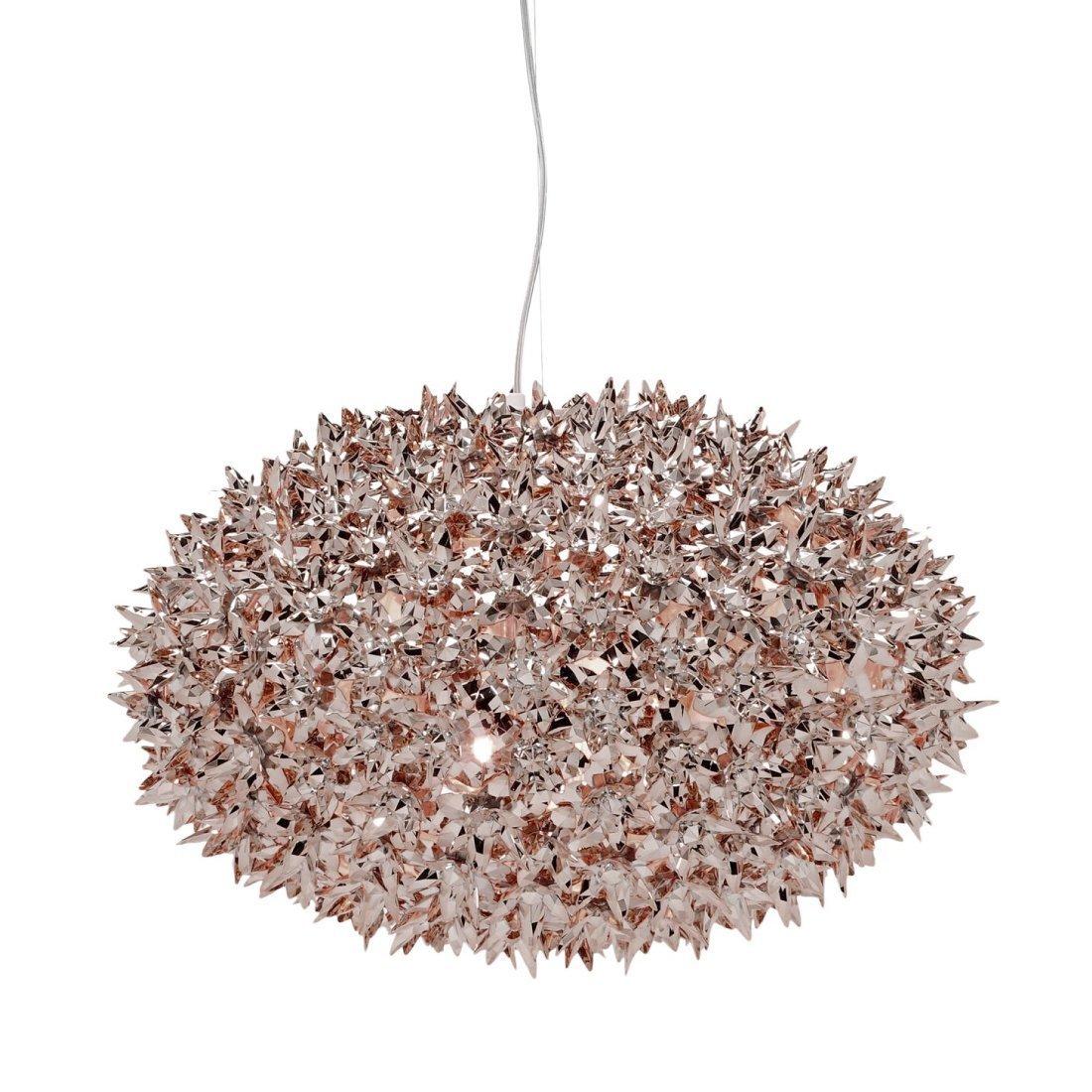 Kartell Bloom S1 Hanglamp Brons