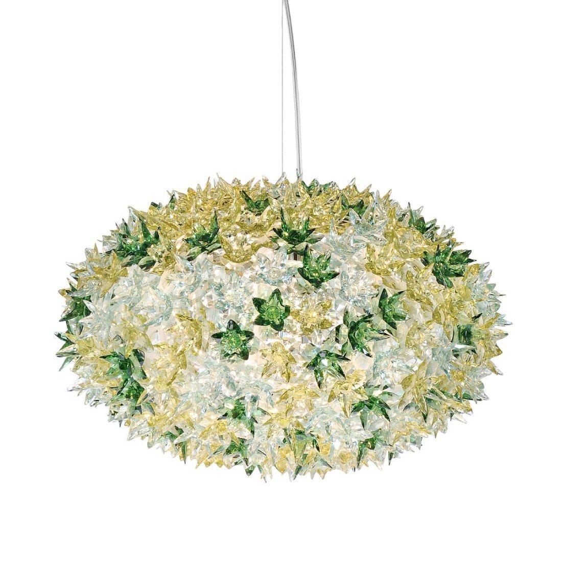 Kartell Bloom S1 Hanglamp Groen