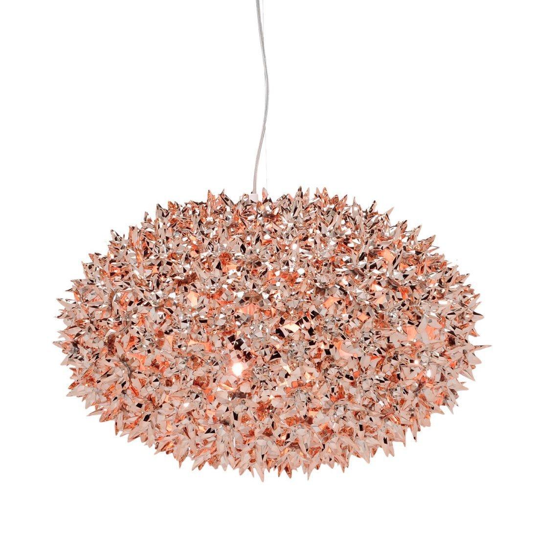 Kartell Bloom S1 Hanglamp Koper