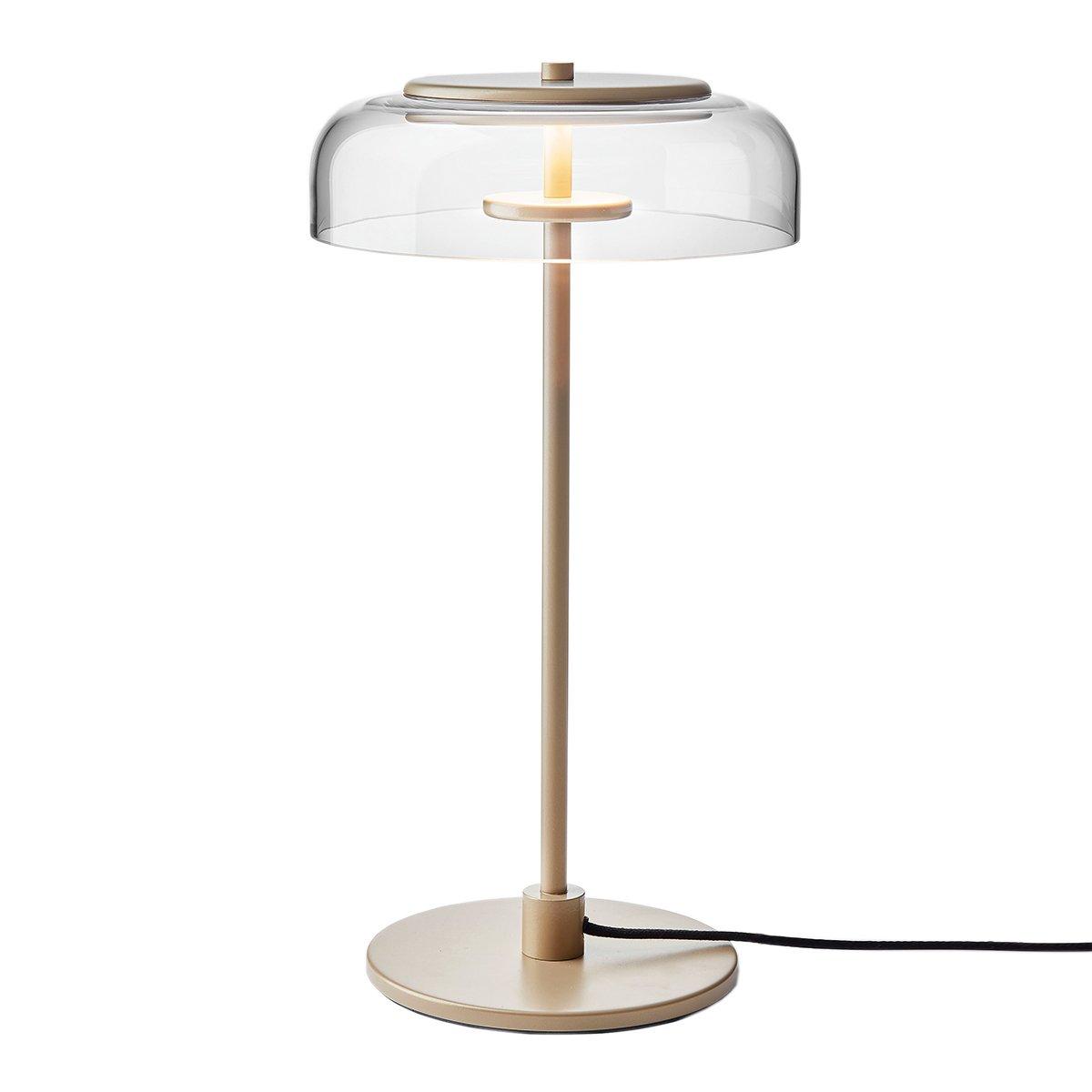 Nuura Blossi Tafellamp - Nordic Gold - Clear