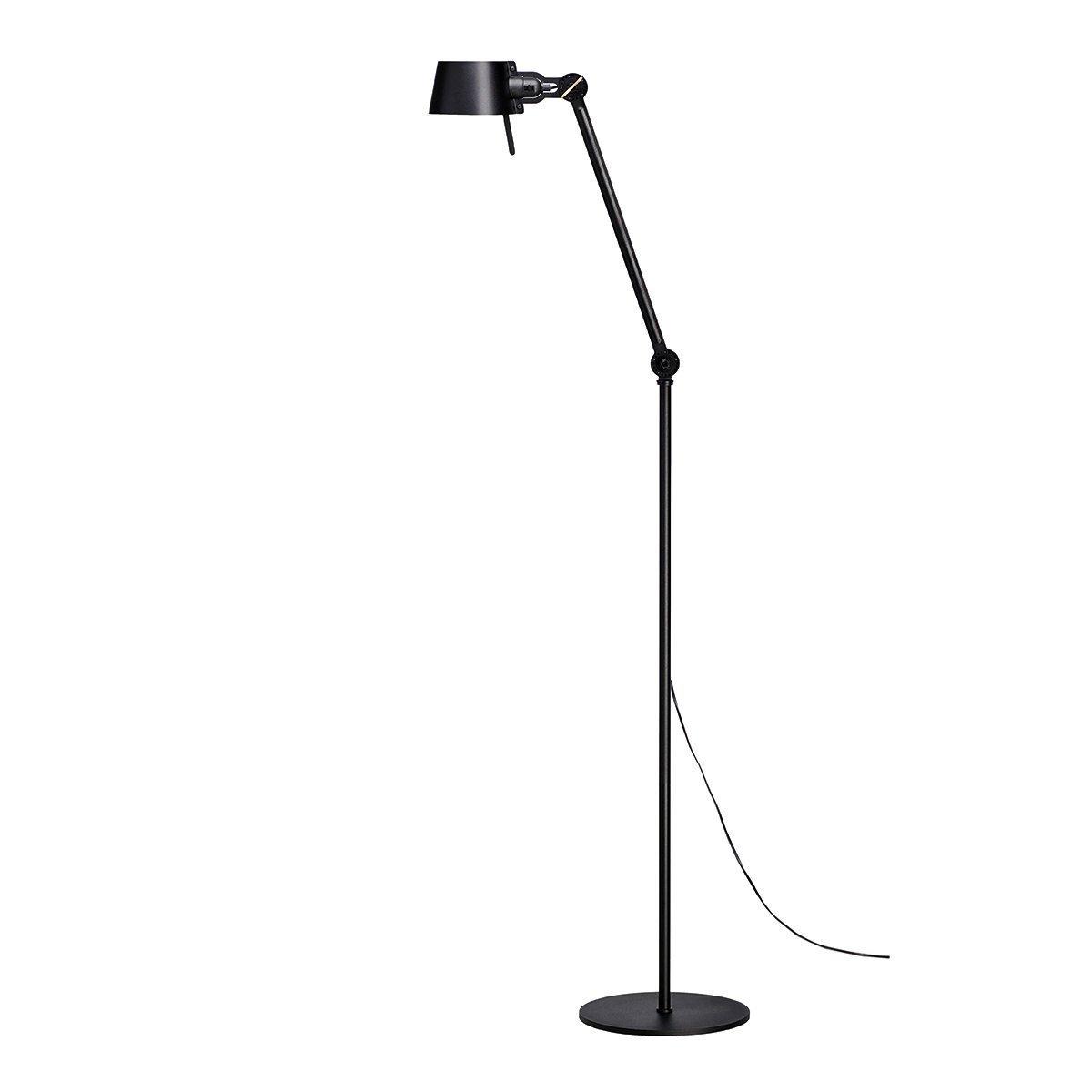 Tonone Bolt Vloerlamp E�n Arm Lang - Zwart