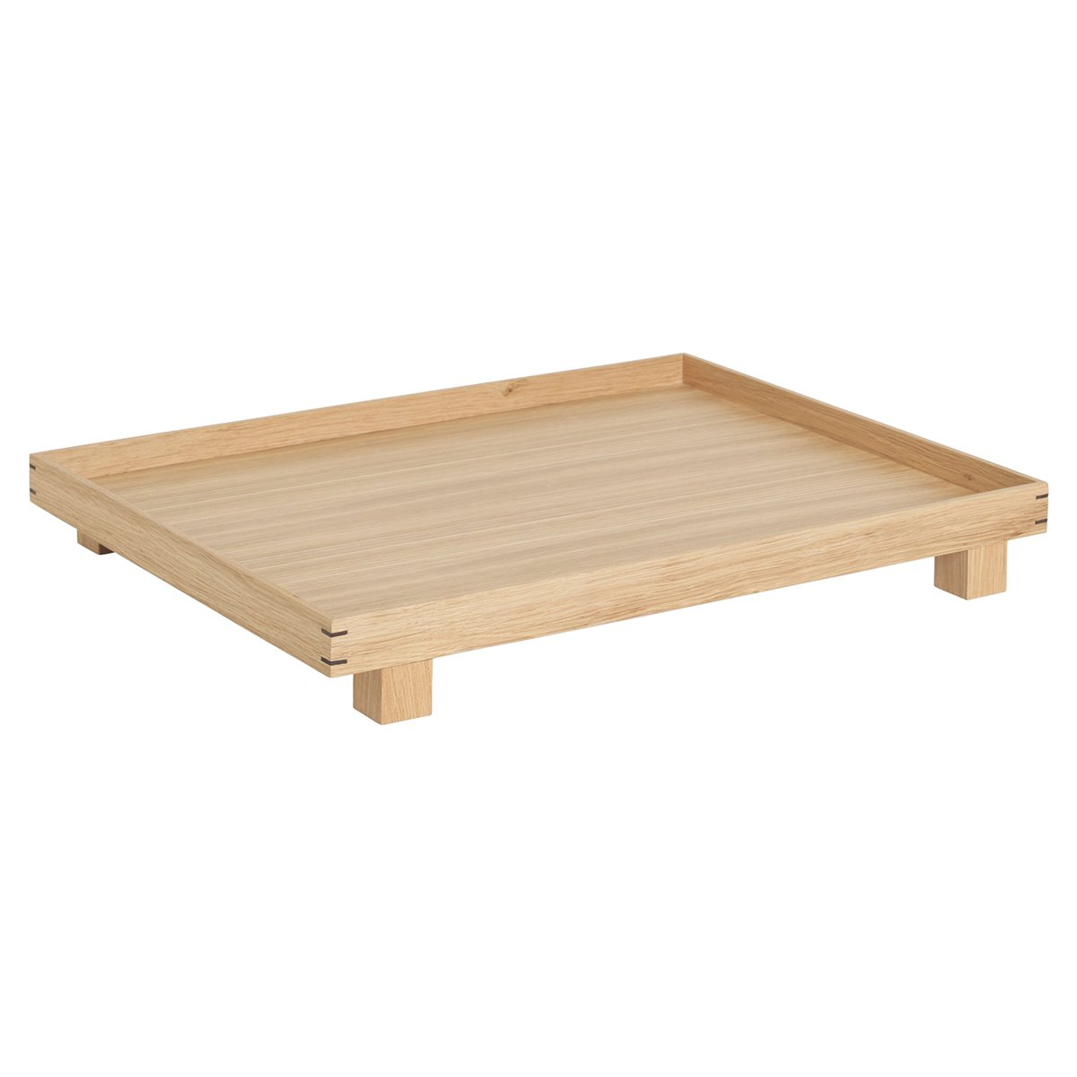 Ferm Living Bon Tray - Eiken - Small