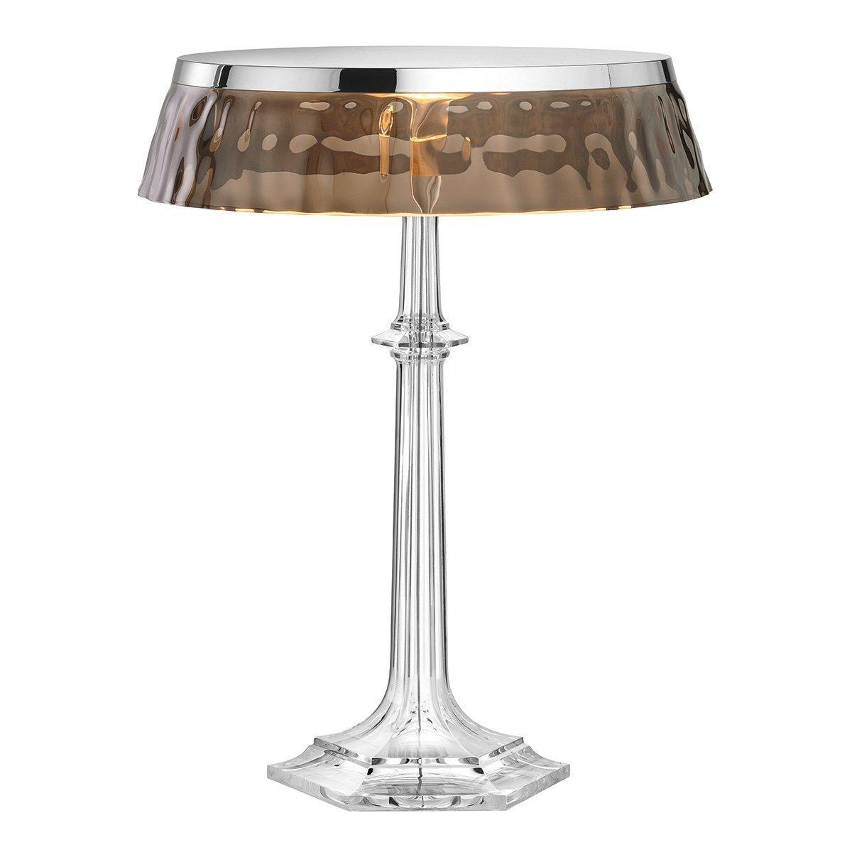 FLOS Bon Jour Versailles Tafellamp - Fum�e - Chroom