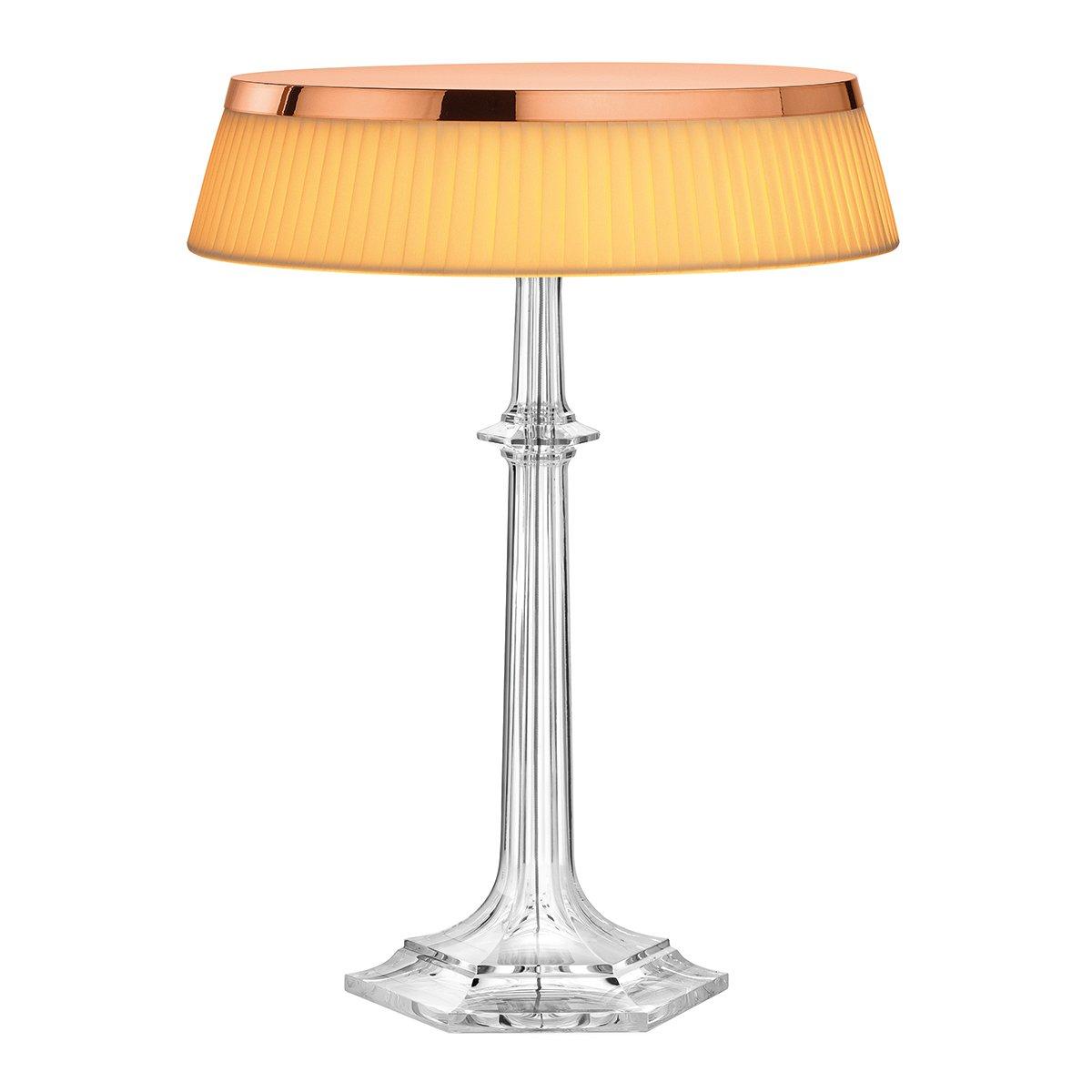 FLOS Bon Jour Versailles Tafellamp - Stof - Koper