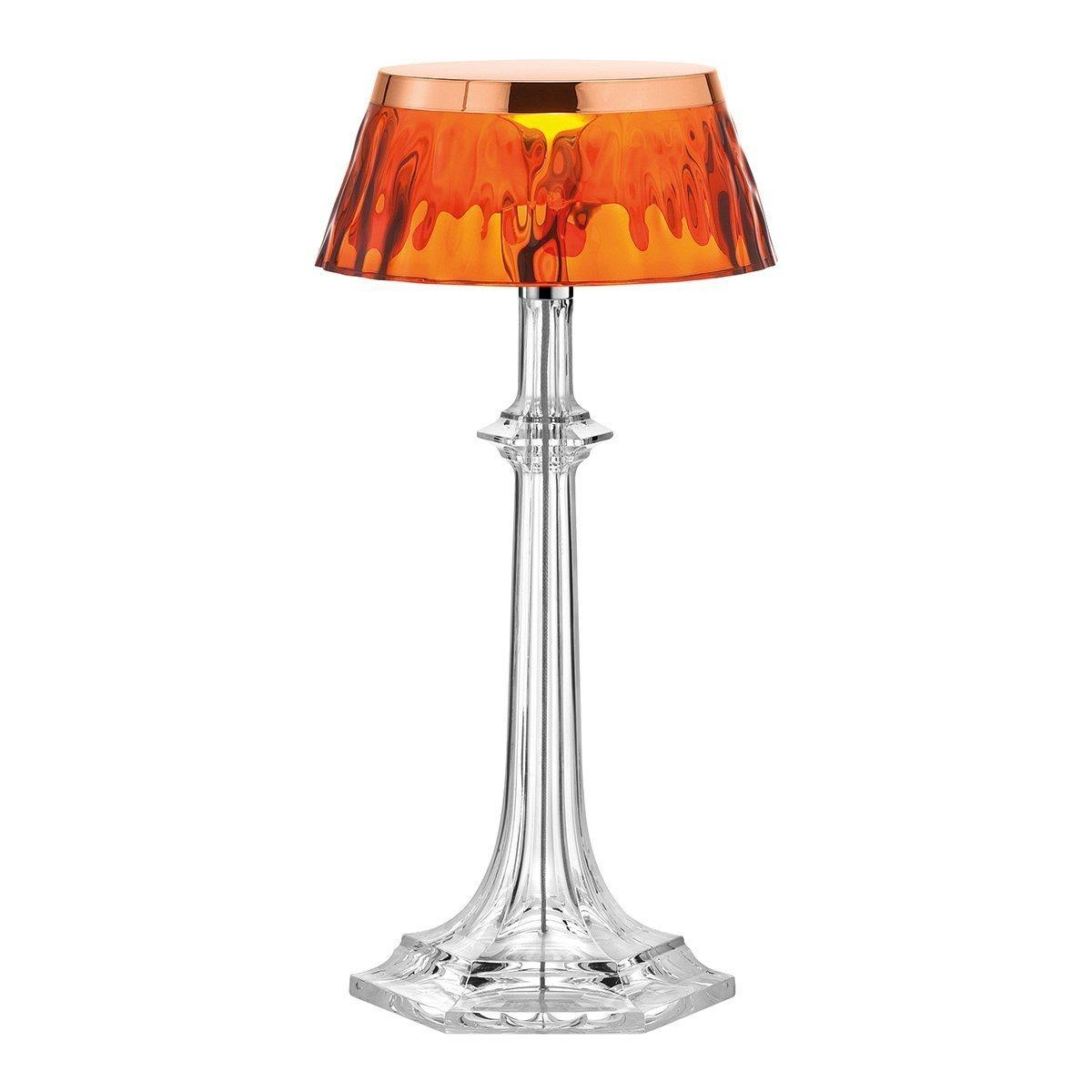 FLOS Bon Jour Versailles Small Tafellamp - Koper - Amber