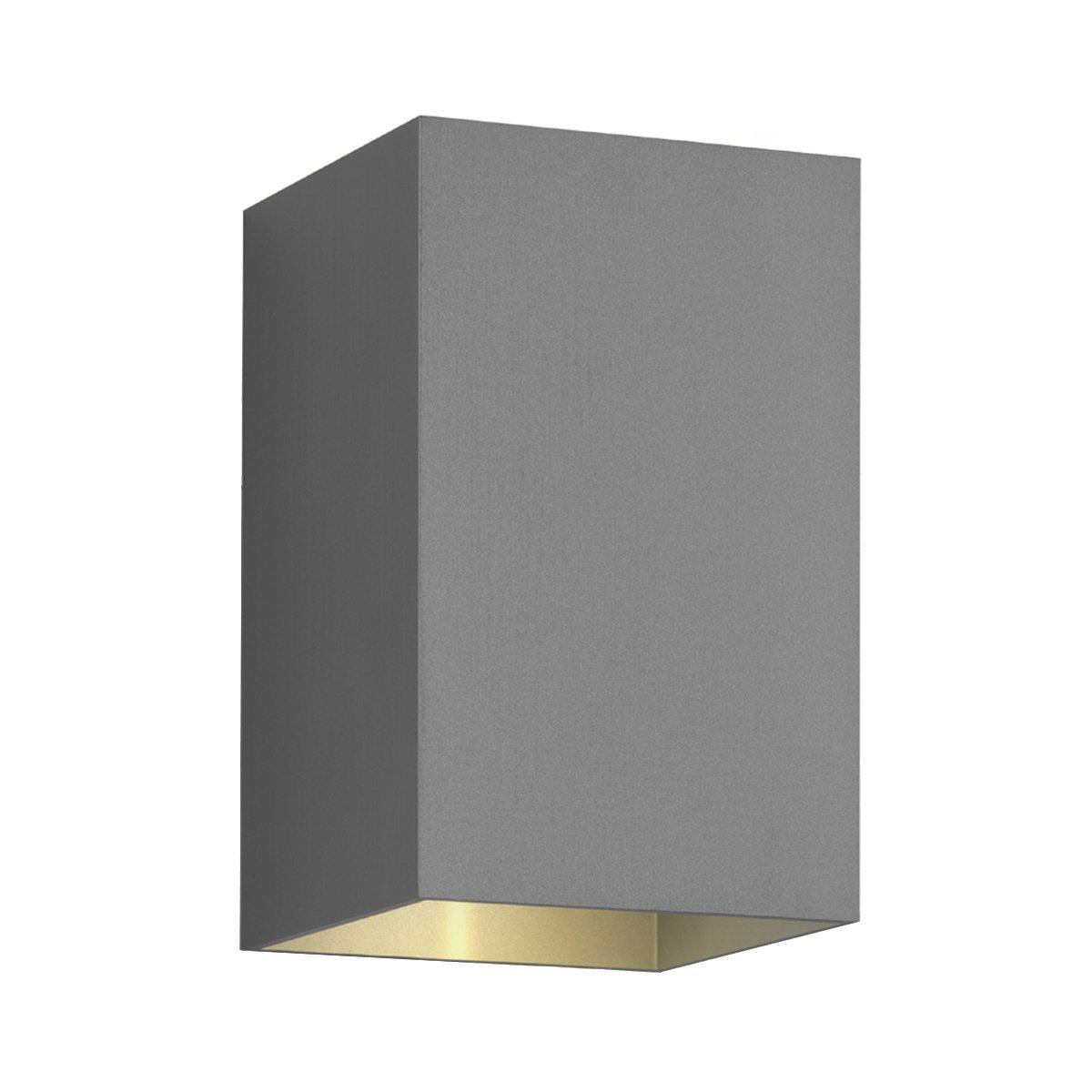Wever & Ducr� Box 4.0 Outdoor Wandlamp Grijs - 3000 Kelvin