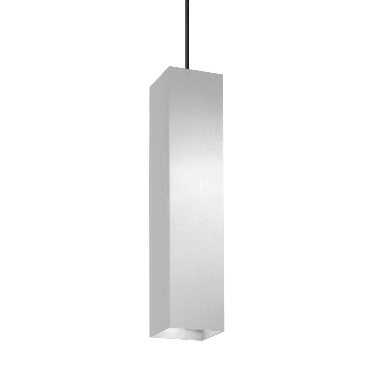 Wever & Ducr� Box 3.0 Hanglamp Box 3.0 - Aluminium Brushed - 1800-2850 Kelvin