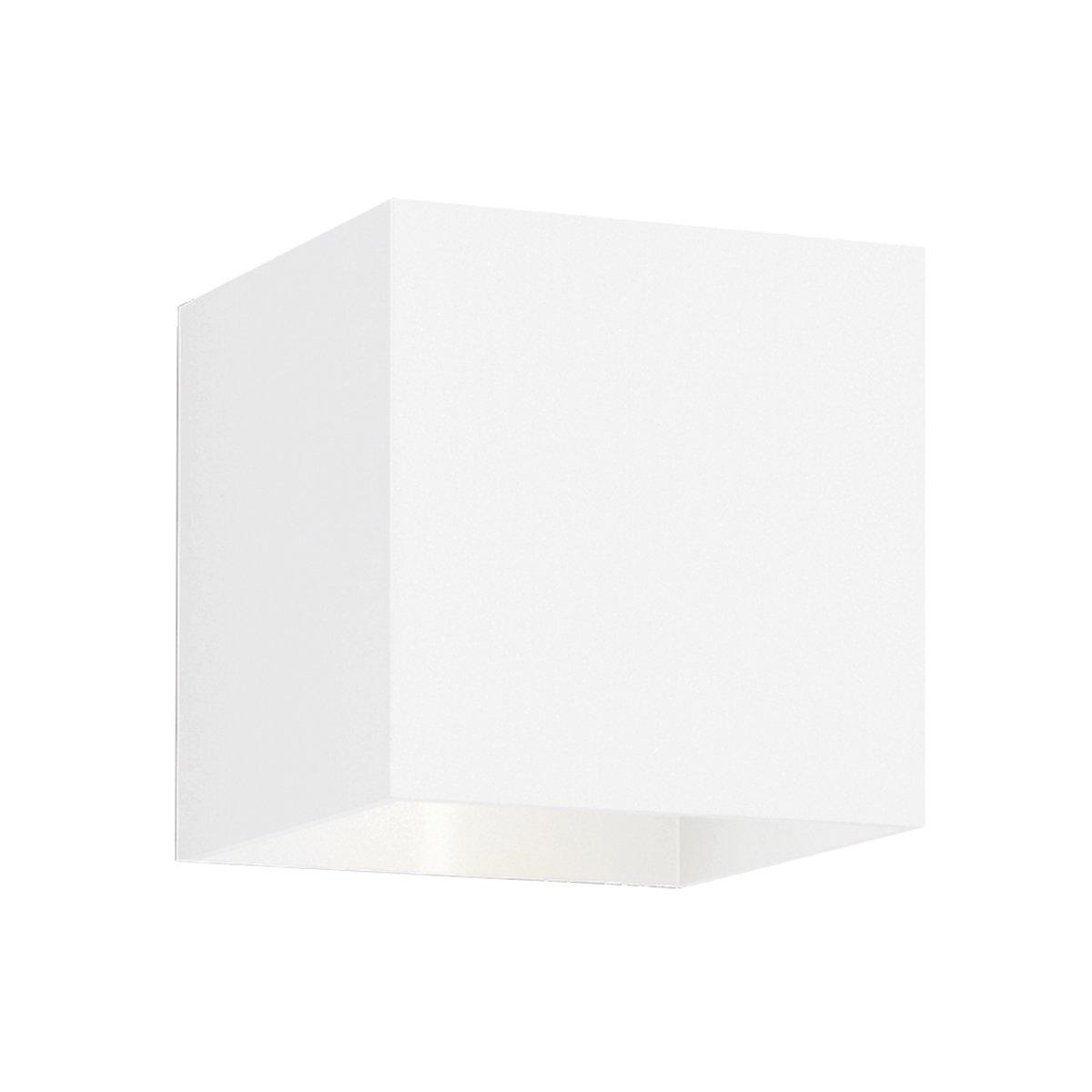 Wever & Ducr� Box 1.0 Outdoor Wandlamp Wit - 3000 Kelvin
