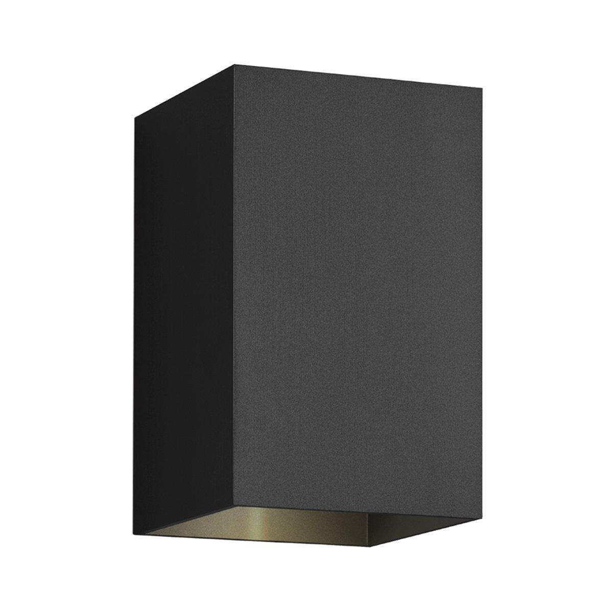 Wever & Ducr� Box 4.0 Outdoor Wandlamp Zwart - 2700 Kelvin