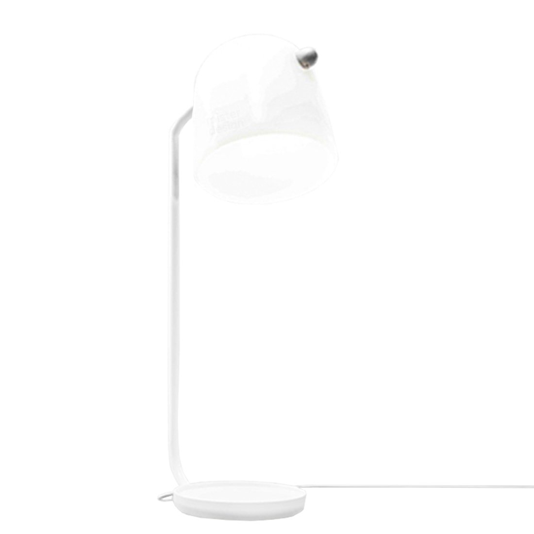 Brokis Mona Vloerlamp Large Wit - Witte Body