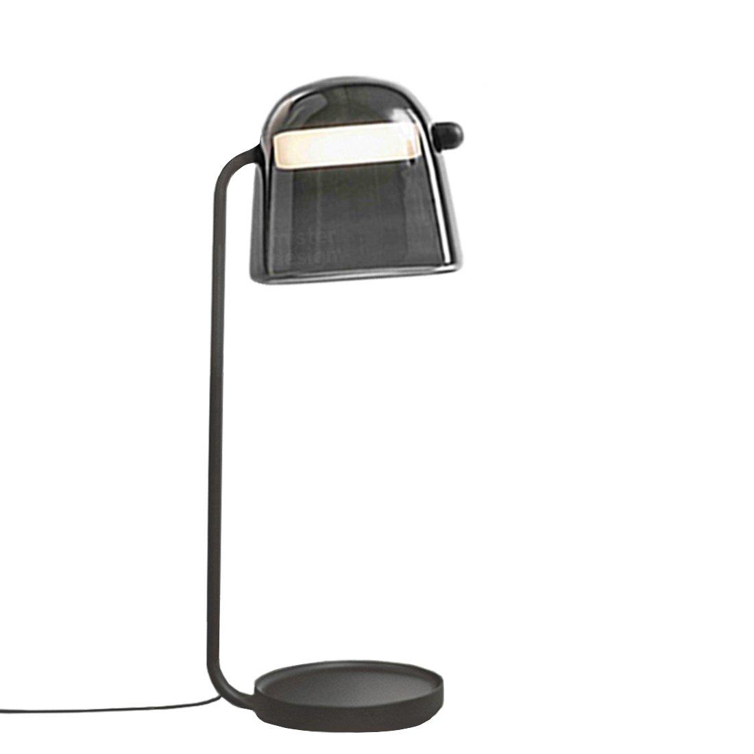 Brokis Mona Vloerlamp Large Zwart - Zwarte Body