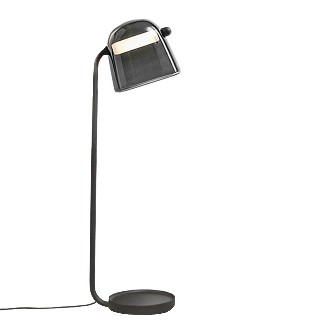 Brokis Mona Vloerlamp Medium Zwarte - Zwarte Body