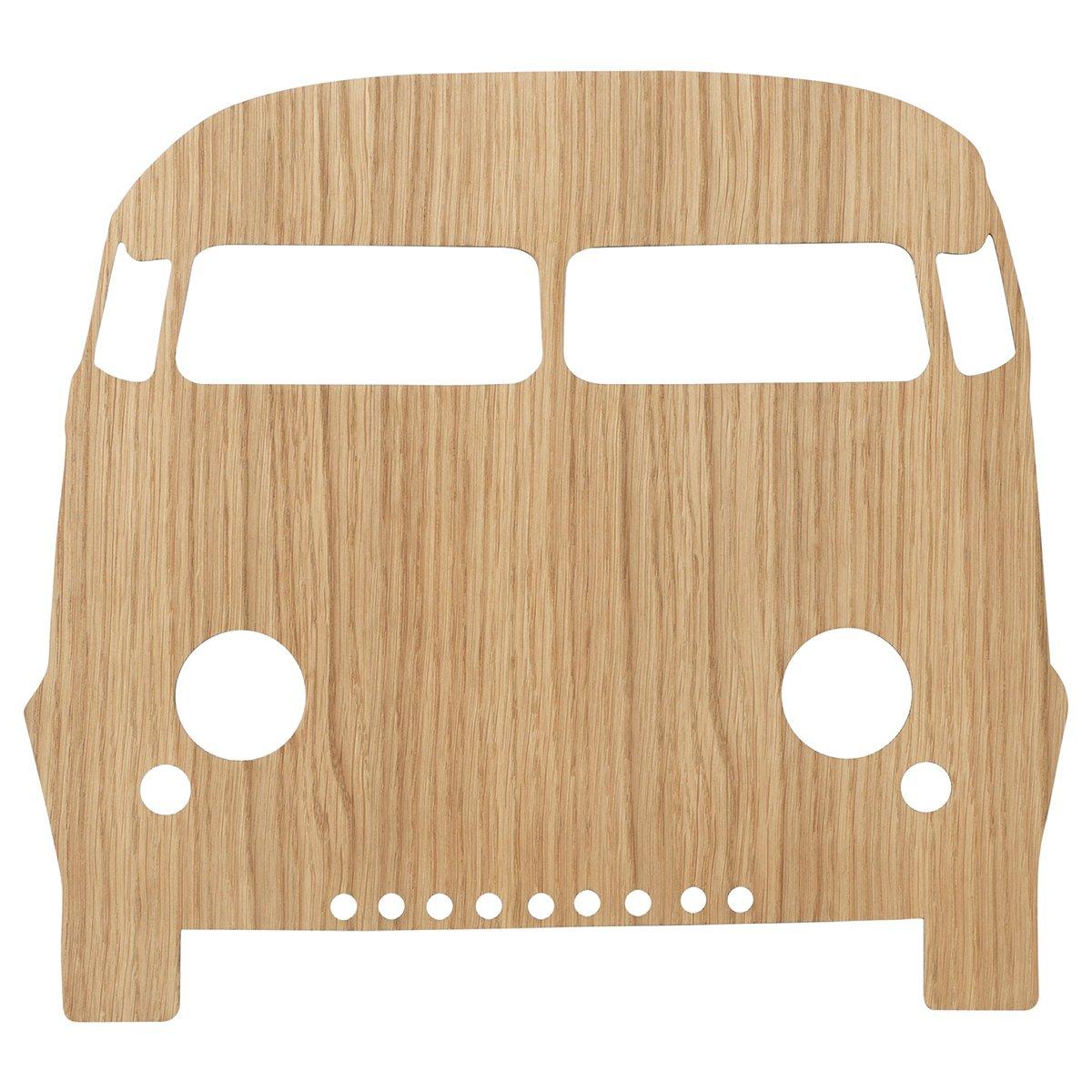 Ferm Living Car Wandlamp - Oiled Oak