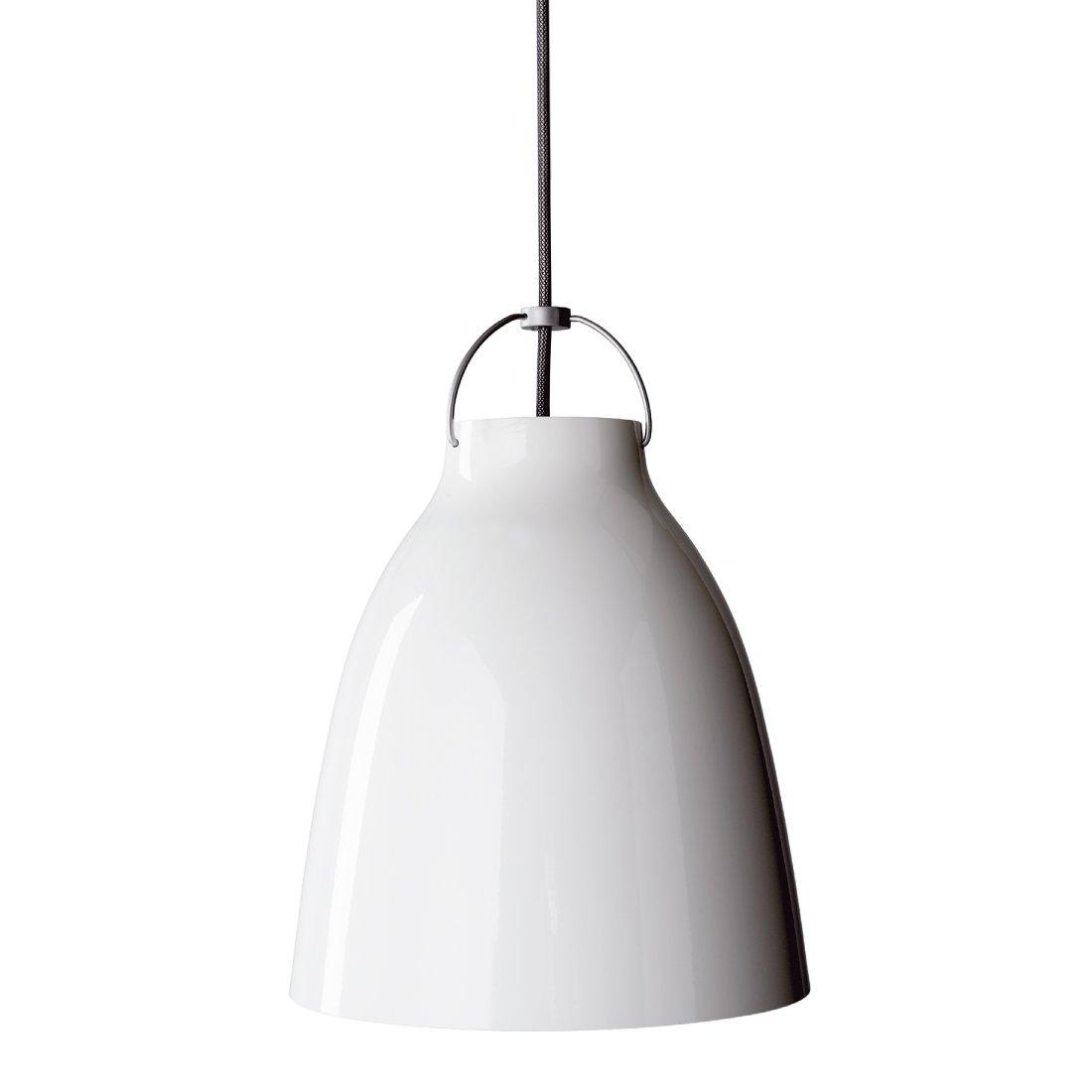 Lightyears Caravaggio P1 Hoogglans Wit - Licht Grijs
