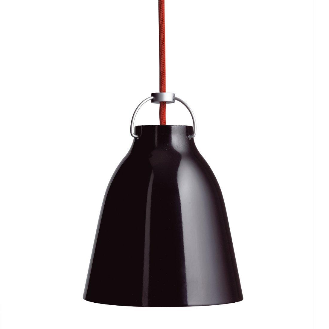 Lightyears Caravaggio P1 Hoogglans Zwart - Rood