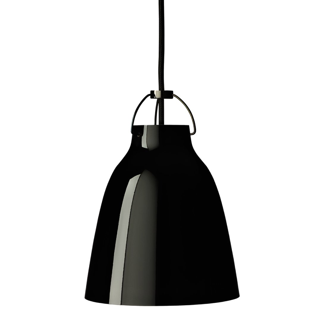 Lightyears Caravaggio P1 Hoogglans Zwart - Zwart