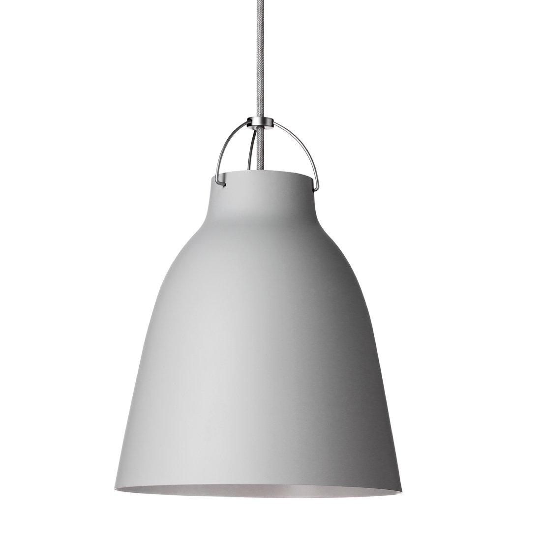 Lightyears Caravaggio P2 Mat Licht Grijs - Licht Grijs