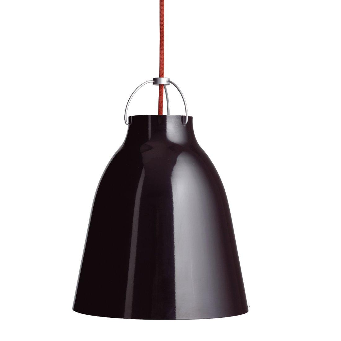 Lightyears Caravaggio P2 Hoogglans Zwart - Rood