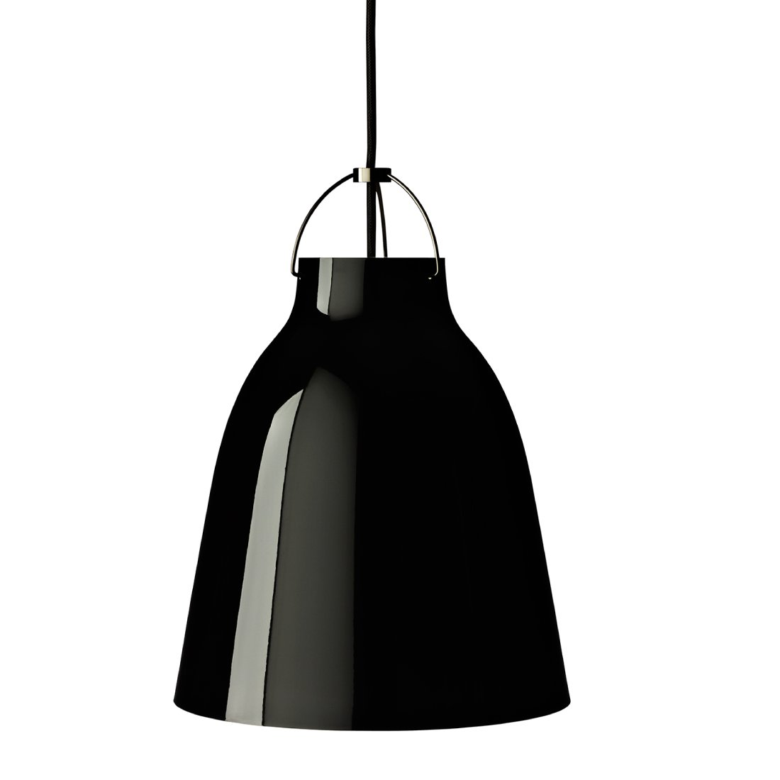 Lightyears Caravaggio P2 Hoogglans Zwart - Zwart