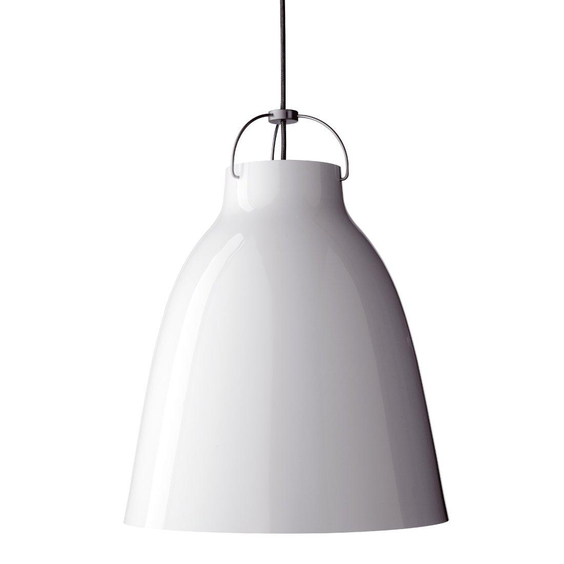 Lightyears Caravaggio P3 Mat Wit - Licht Grijs - Snoer 600 cm