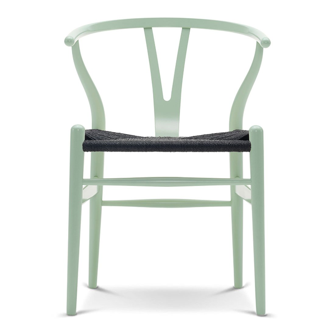 Carl Hansen Wishbone Chair NCS 1020-G60Y - Zwart