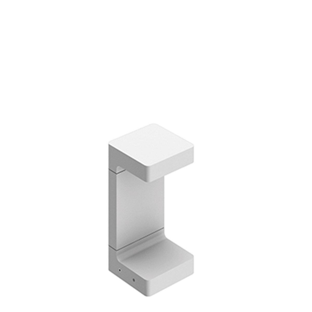 FLOS Casting C100 Outdoor Vloerlamp Wit - 20 cm.
