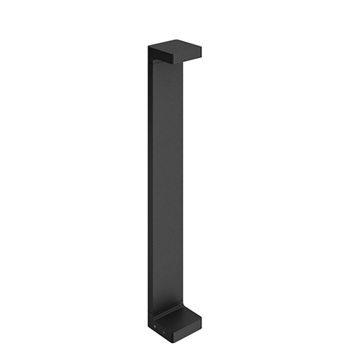 FLOS Casting C100 Outdoor Vloerlamp Zwart - 70 cm.