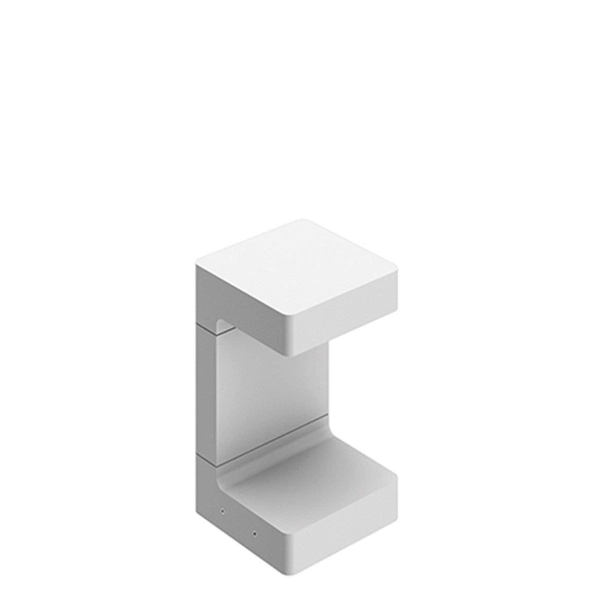 FLOS Casting C150 Outdoor Vloerlamp Wit - 25 cm.