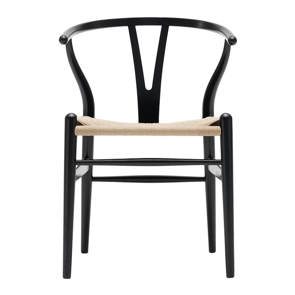 Carl Hansen Wishbone Chair Essen NCS S9000 - Naturel