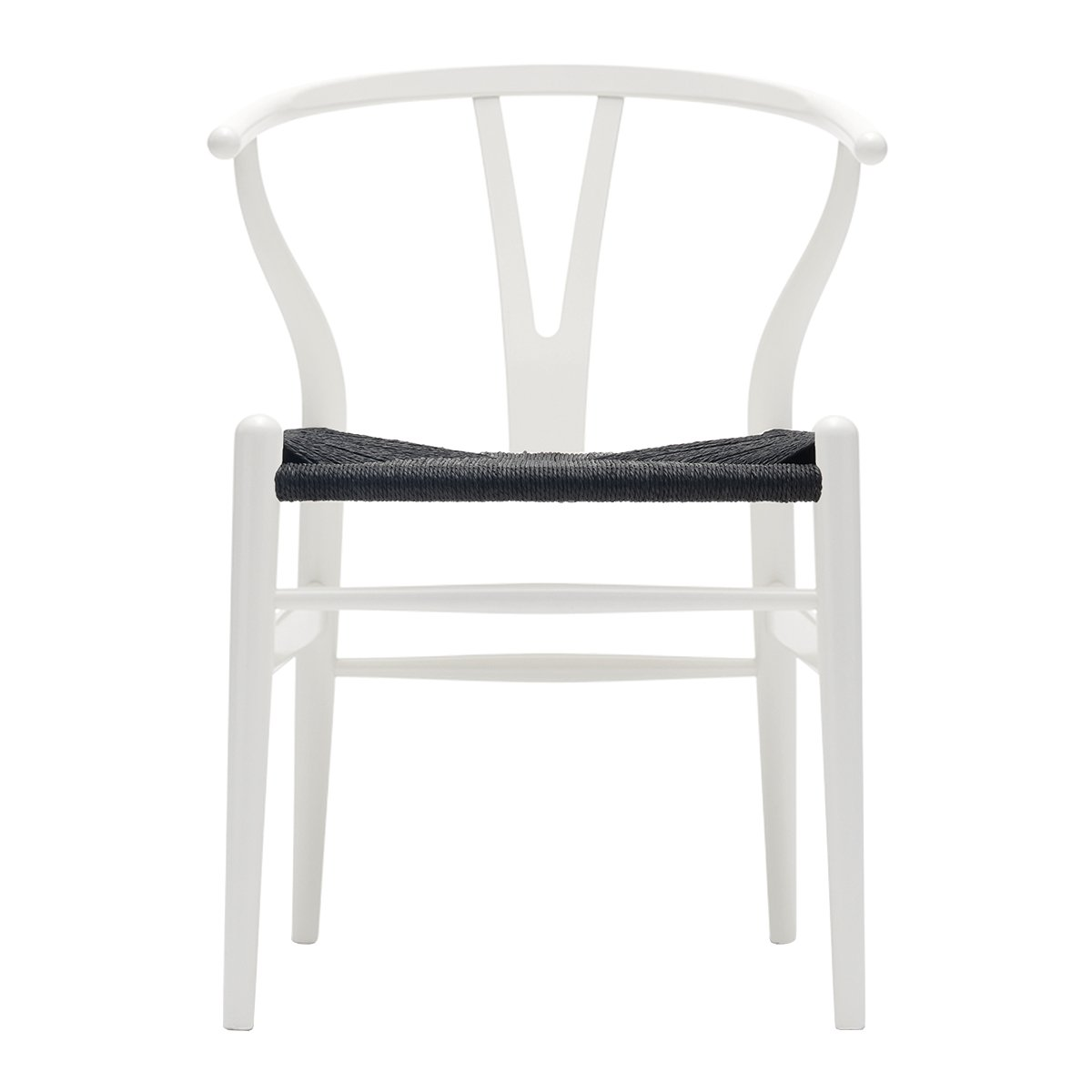 Carl Hansen Wishbone Chair NCS S0502-Y - Zwart