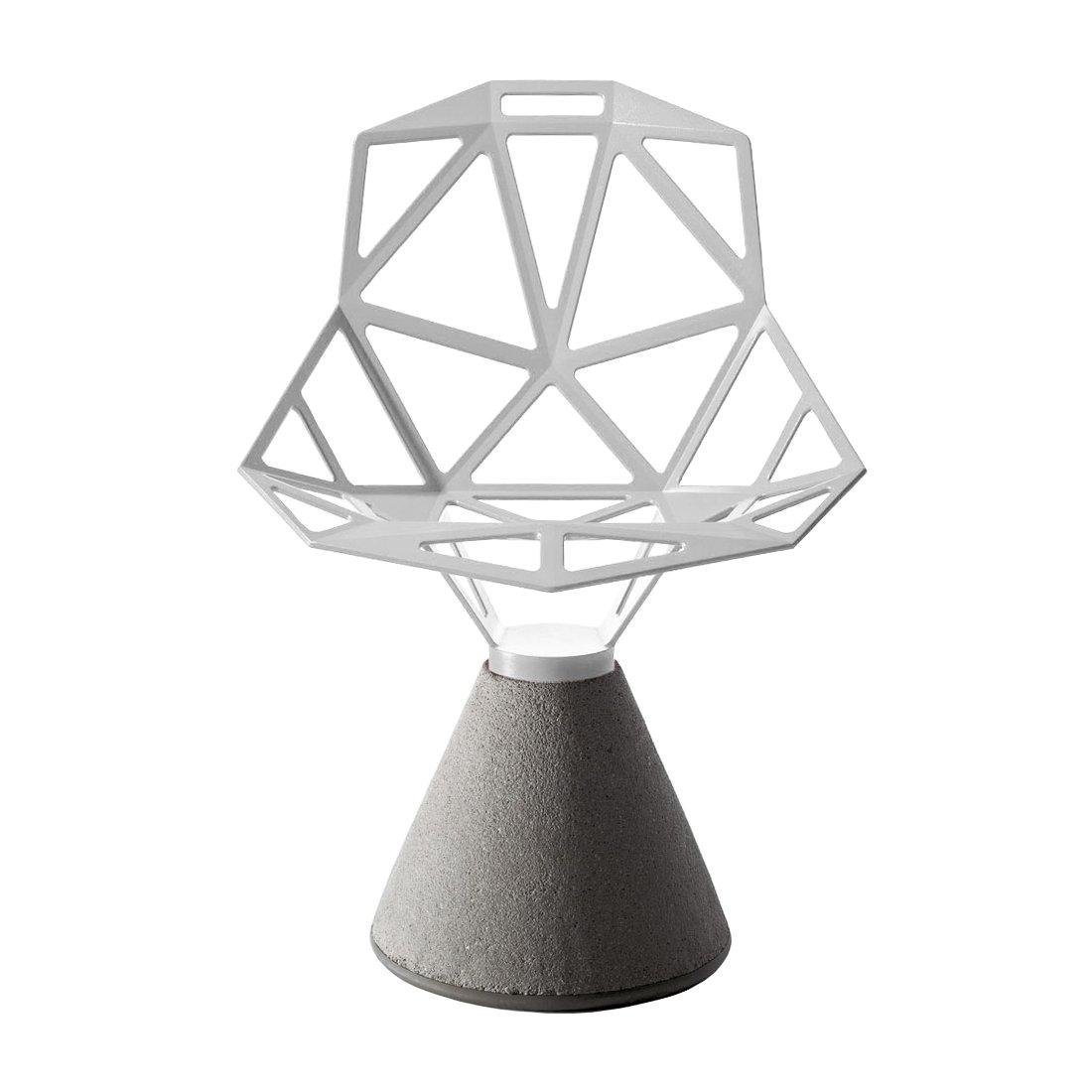 Magis Chair One Concrete Draaibaar Stoel Magis kopen