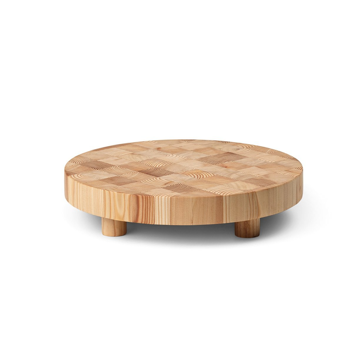 Ferm Living Chess Snijplank - Rond - Small