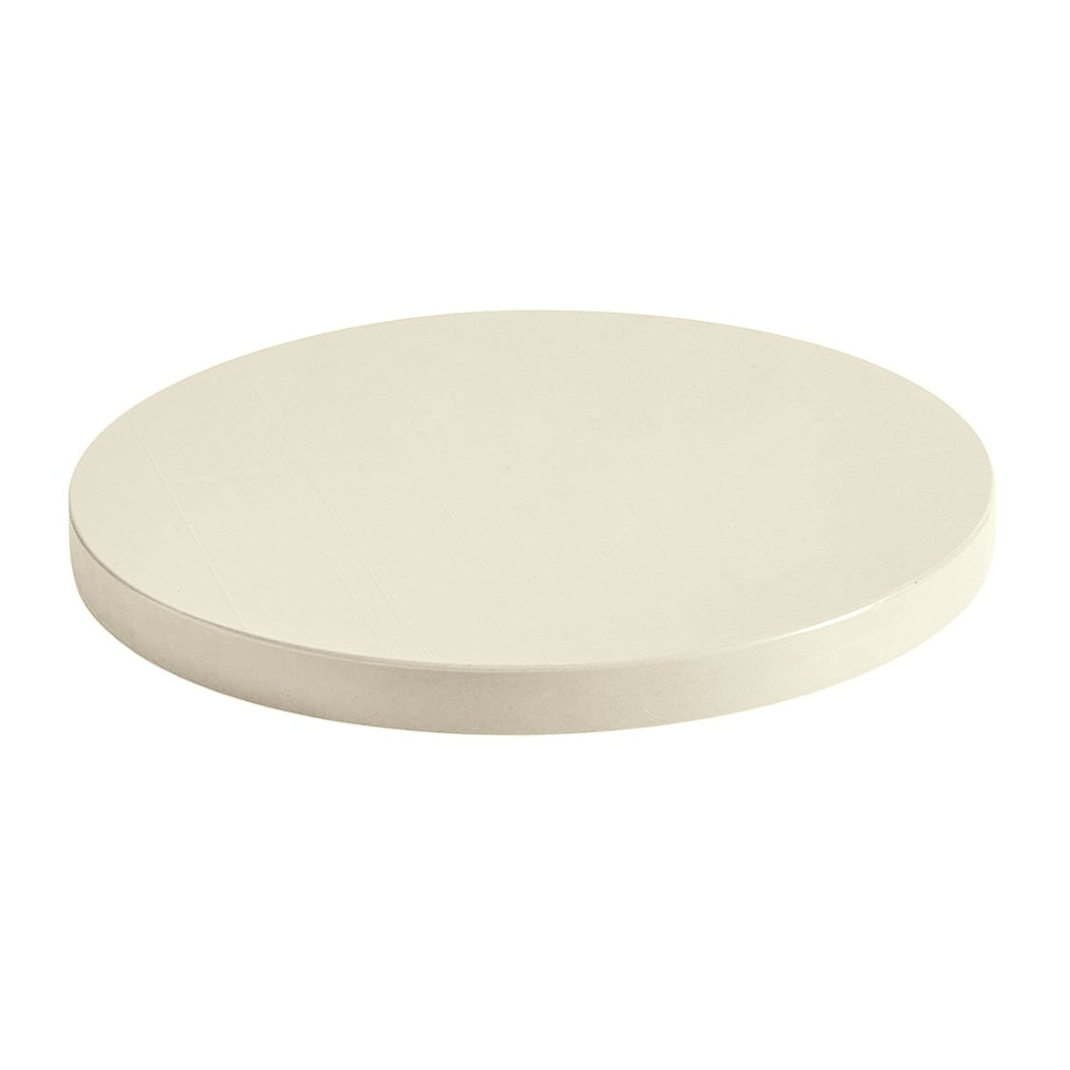 HAY Chopping Board Snijplank - Rond L/Off White