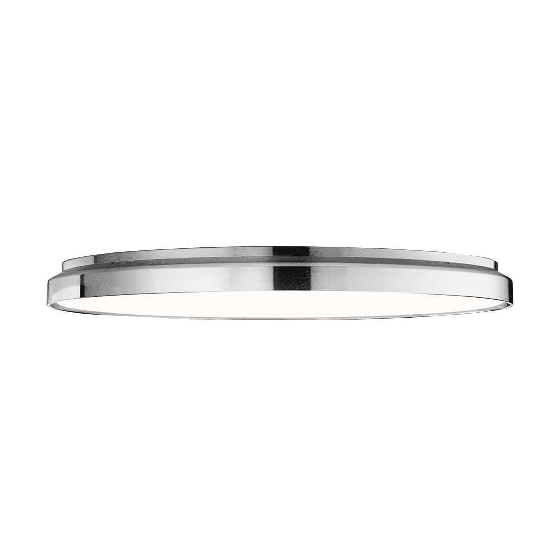FLOS Clara decoratieve ring - Chroom