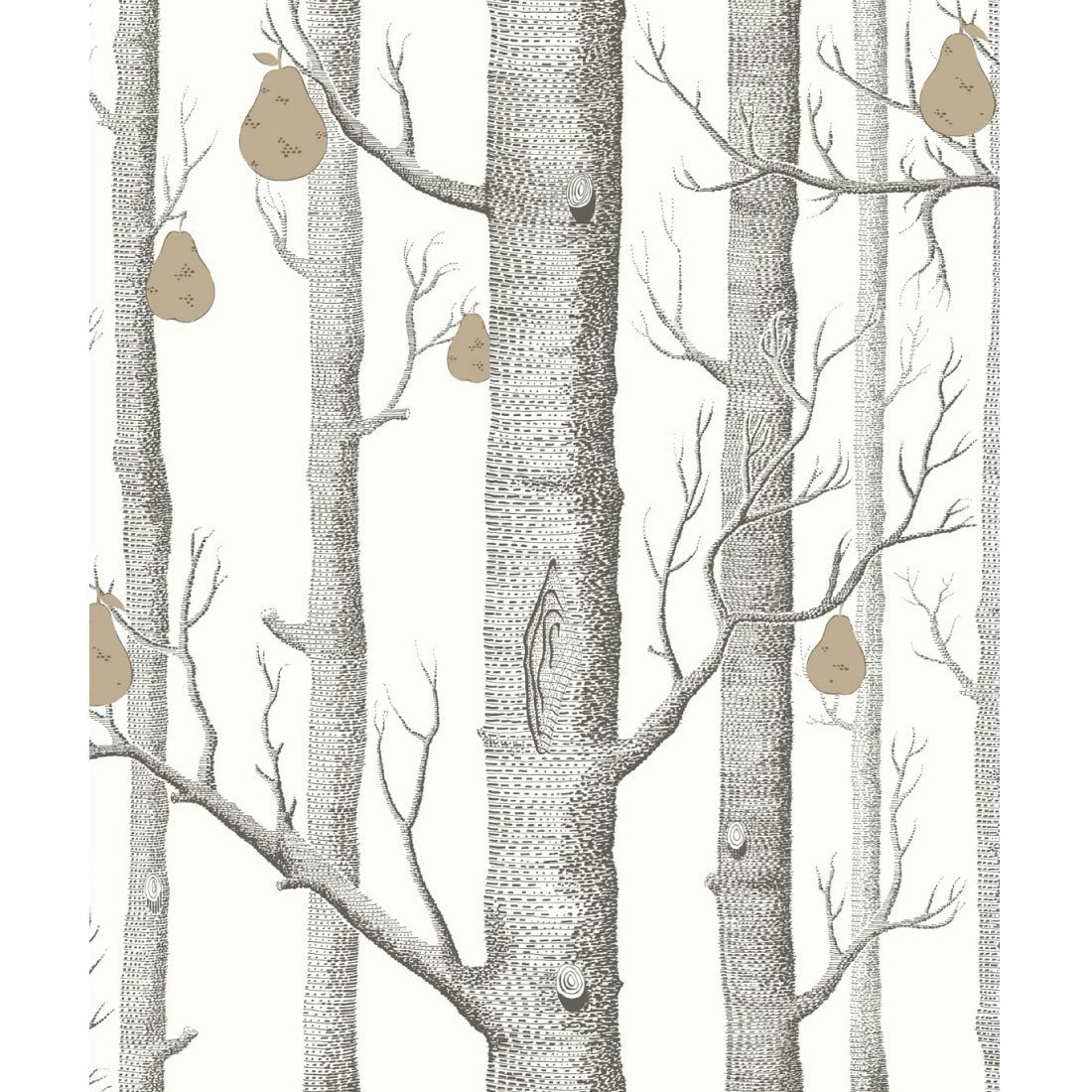 Cole & Son Woods Pears Behang - 955027