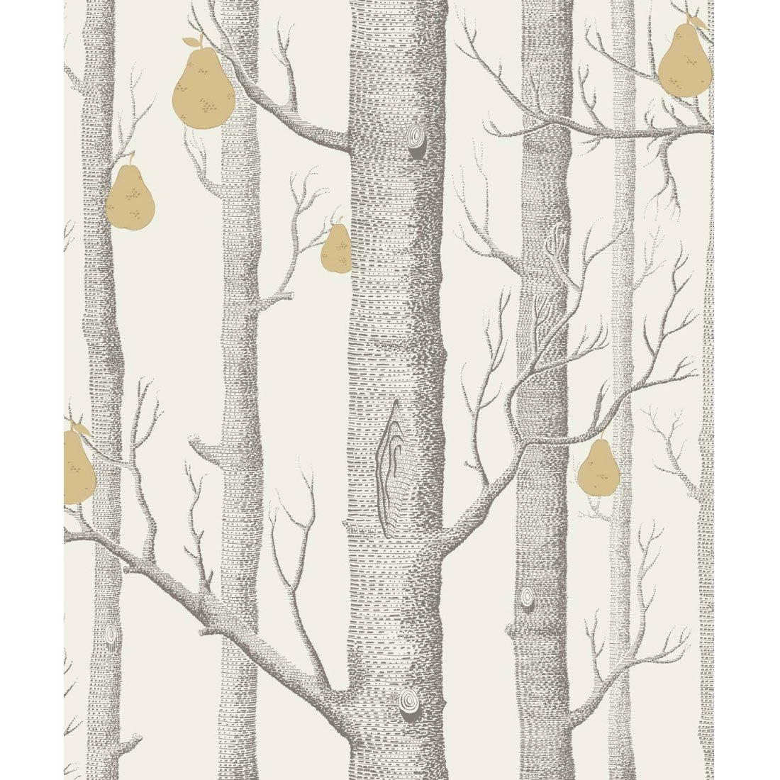 Cole & Son Woods Pears Behang - 955032