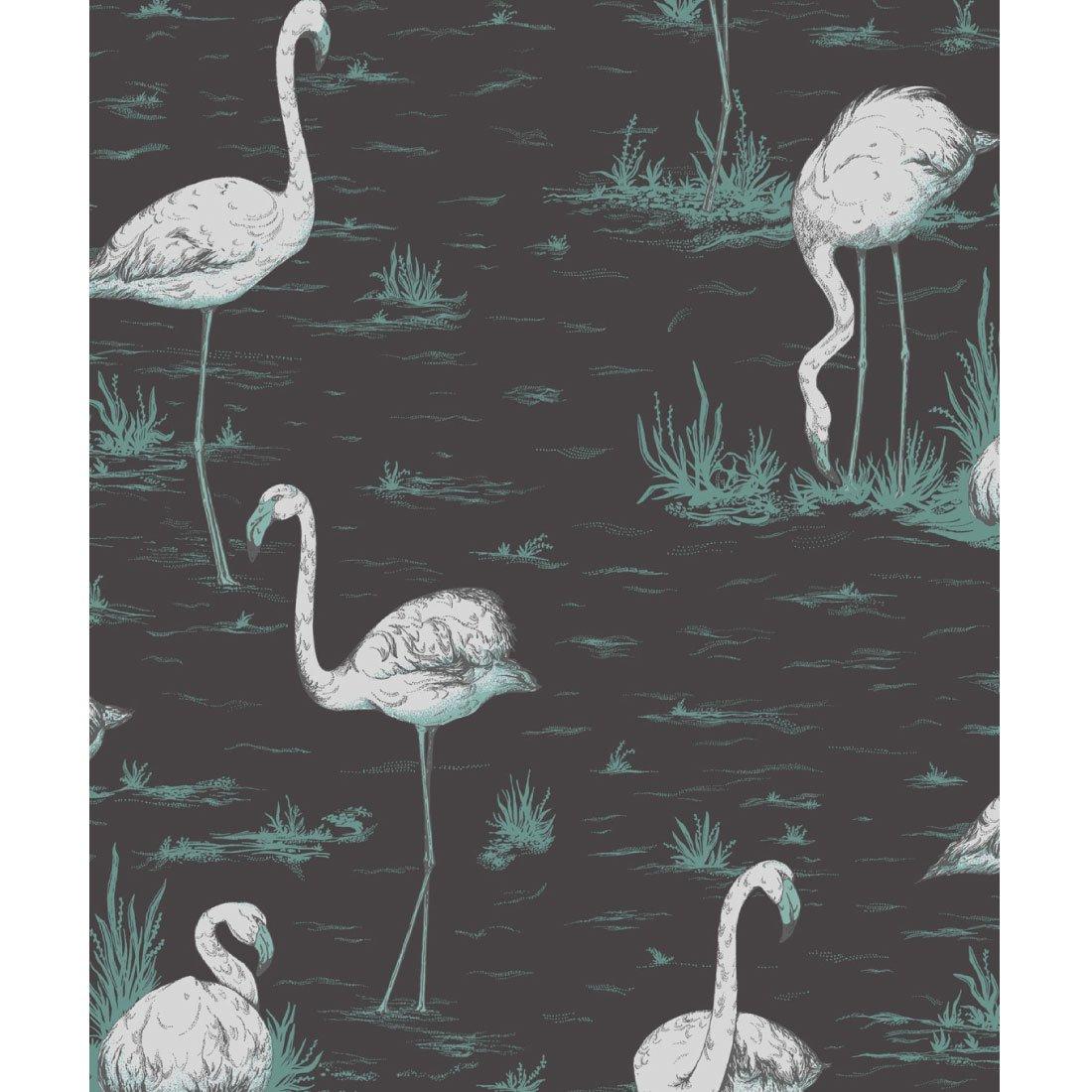 Cole & Son Flamingos Behang 958048