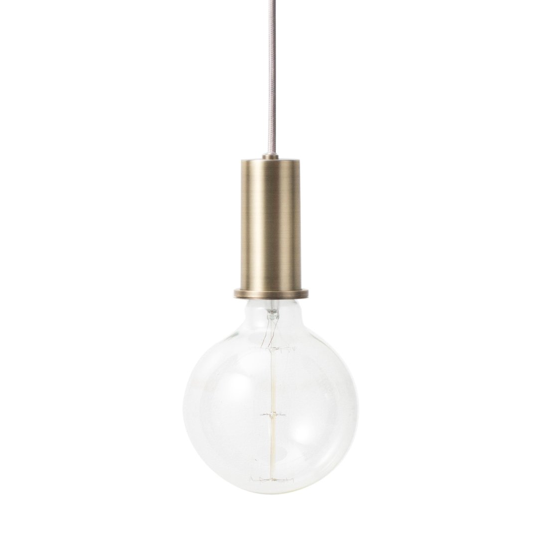 Ferm Living Collect Socket Low Hanglamp