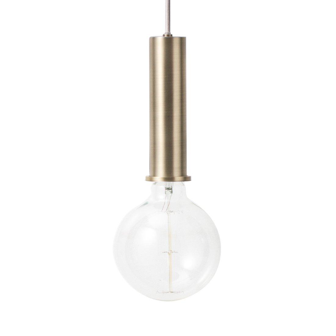 Ferm Living Collect Socket High Hanglamp