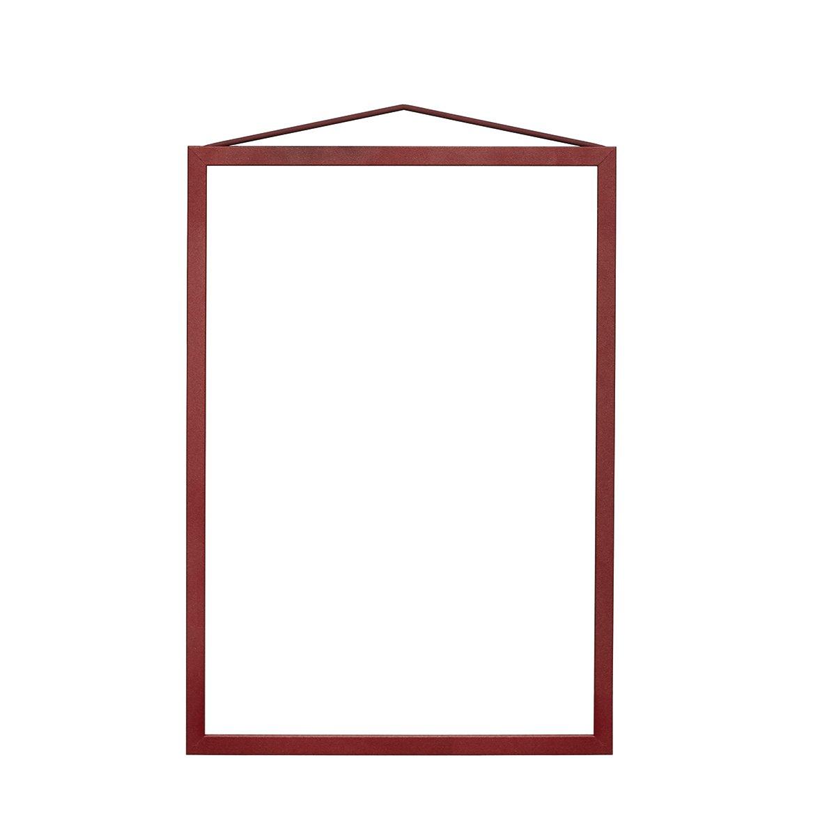 Moebe Frame Gekleurd - A3/Dieprood