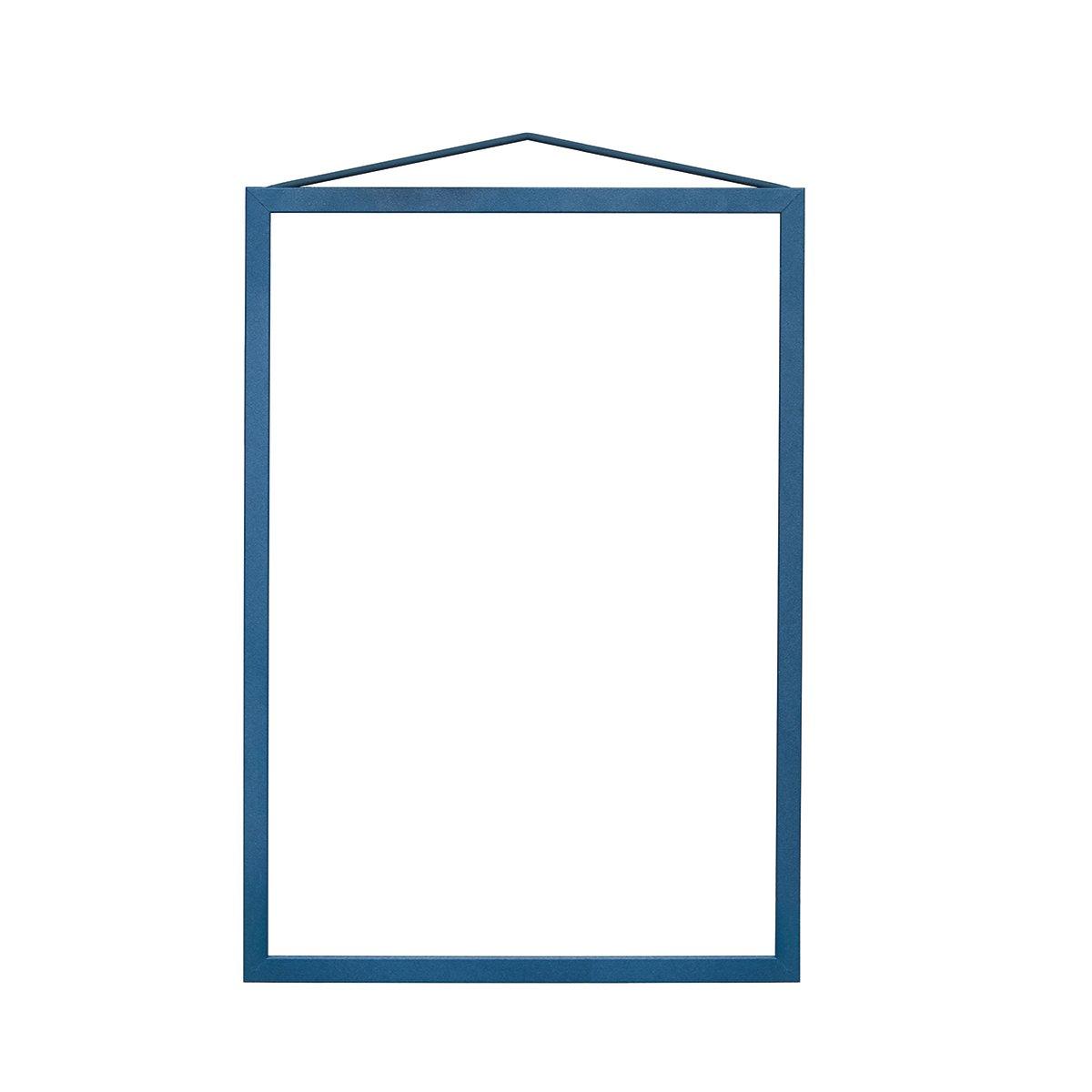 Moebe Frame Gekleurd - A3/Petrol Blauw