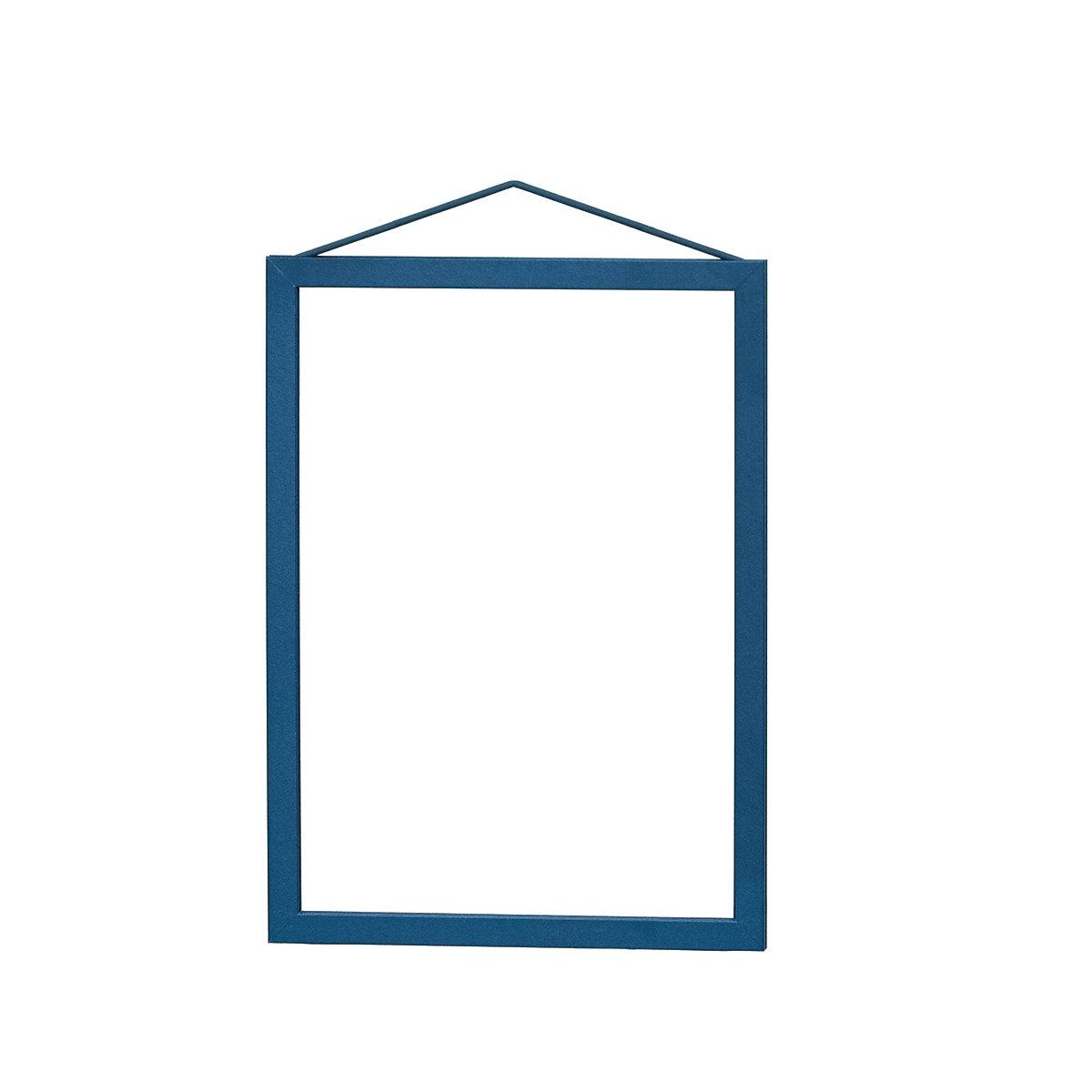 Moebe Frame Gekleurd - A4/Petrol Blauw