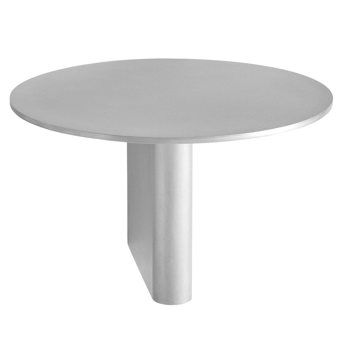 &tradition Column Wandplank - Aluminium �25 cm.