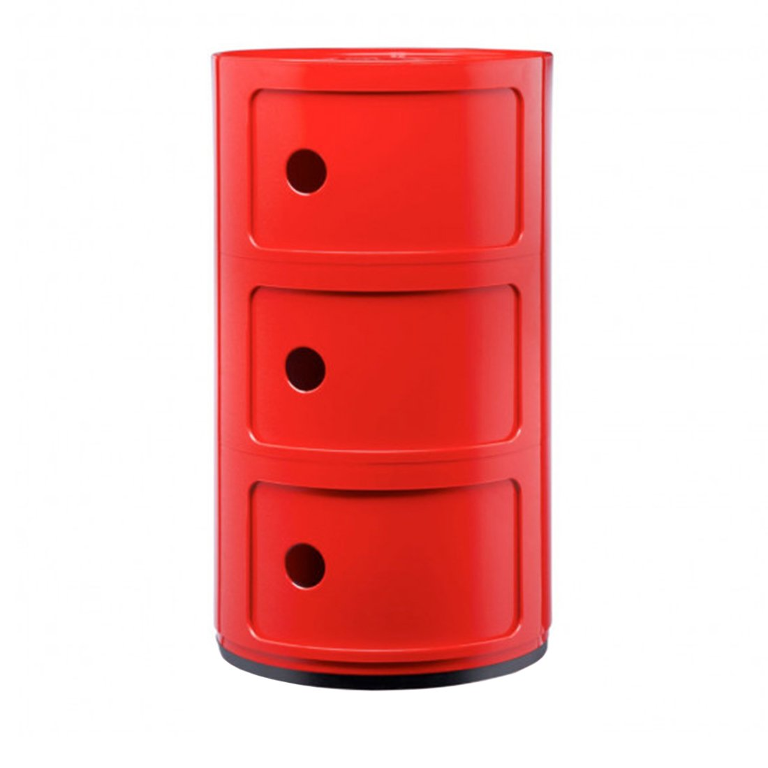 Kartell Componibili 4967 Rood