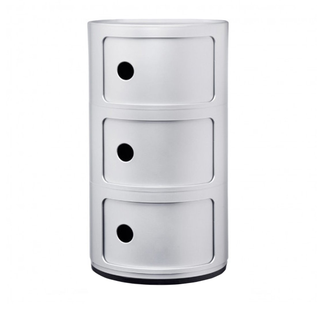 Kartell Componibili M Zilver